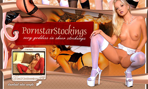 Bonus leggy stockings high heels site access: Pornstar Stockings